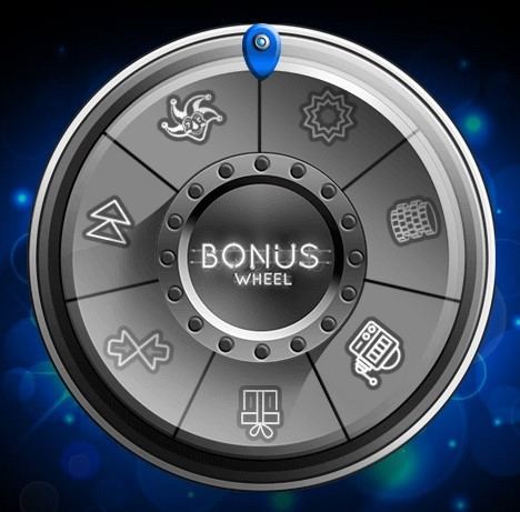 spin palace bonus wheel