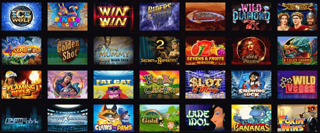 don's casino slots