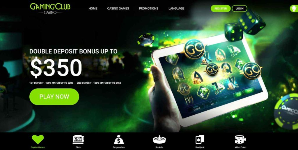 gamingclub bonus