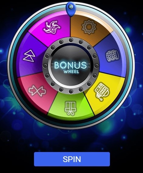 ruby fortune bonus wheel