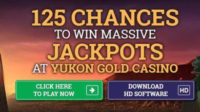 Photo of Yukon Gold Casino 125 Free Spins