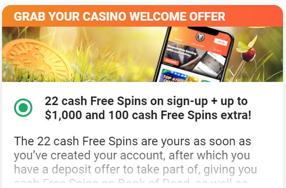 leovegas free spins