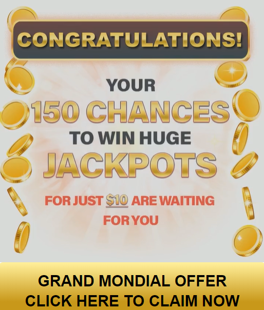 grand mondial casino 150 free spins